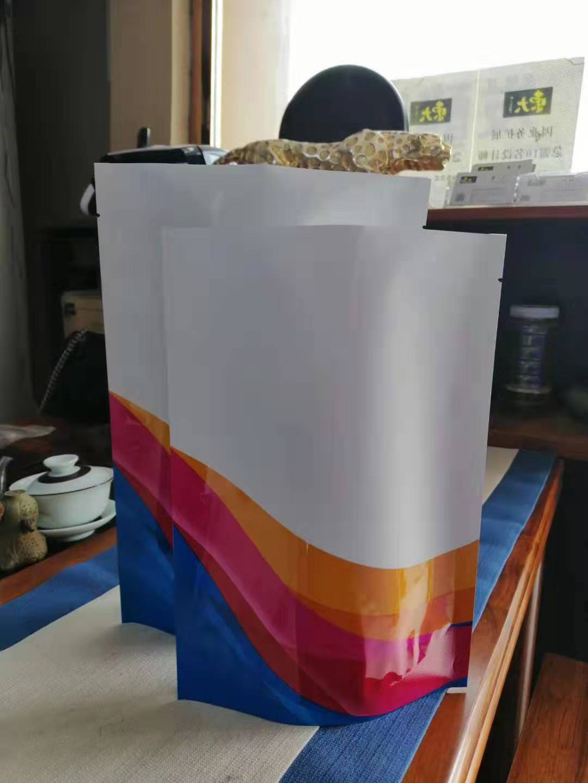 辽阳市太子河区塑料八边封包装袋调味品包装袋代餐粉包装卷膜