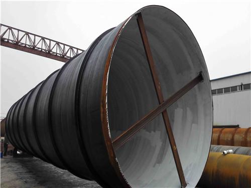 排送污水用螺旋焊管价格表数量应用