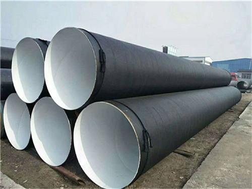 直径1020高密度3PE防腐钢管信誉保障