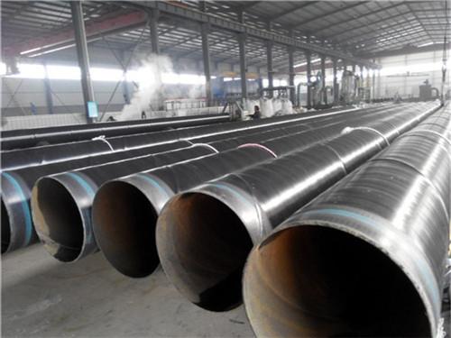 外径219大口径环氧粉末涂塑钢管吨价