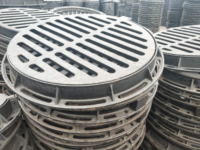 北京球墨铸铁双层井盖内盖价格/重量