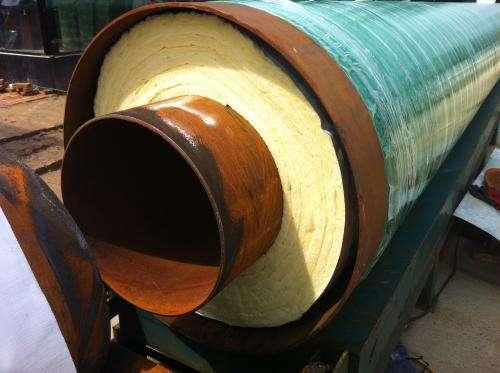 河曲高密度直埋保温钢管大型生产厂家