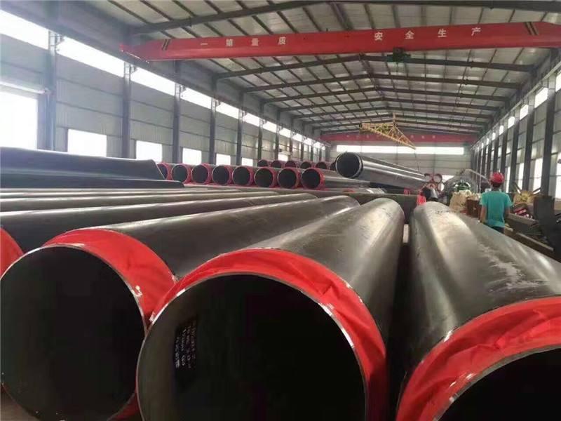 武威预制直埋钢套钢蒸汽保温钢管批发价