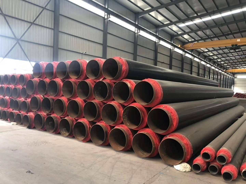 赤峰預制直埋鋼套鋼蒸汽保溫鋼管找哪家