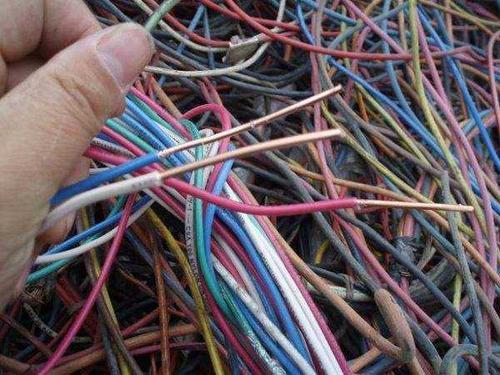 南沙区旧电缆回收电缆线收购