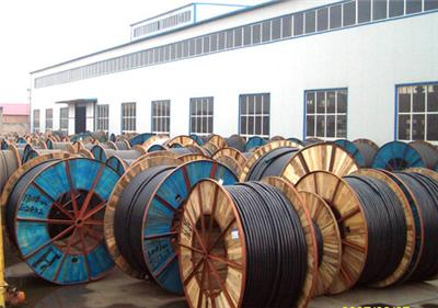 广州越秀区旧电缆线回收电线电缆收购