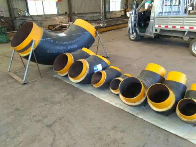 牡丹江穆棱聚氨酯泡沫塑料预制保温管管道介绍支持订制