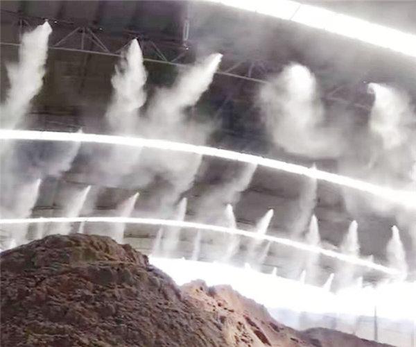 阜阳围挡喷淋降尘系统