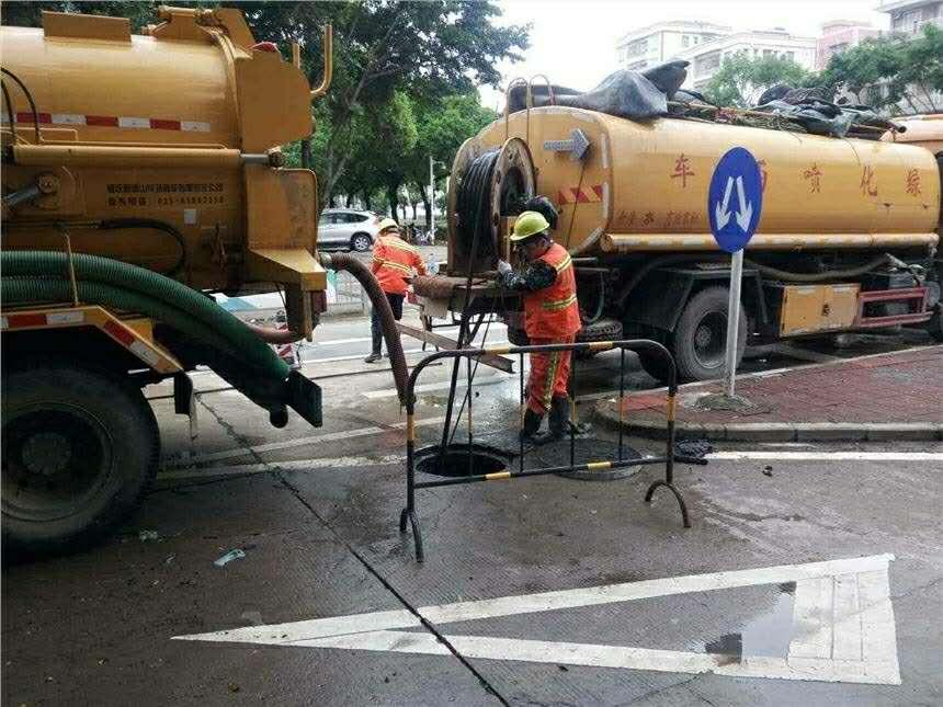 胶州市市政下水管道疏通经验丰富
