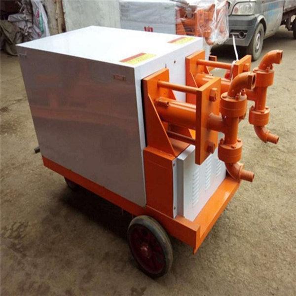 新闻:西宁 小型注浆机 双液调速注浆泵 工作原理