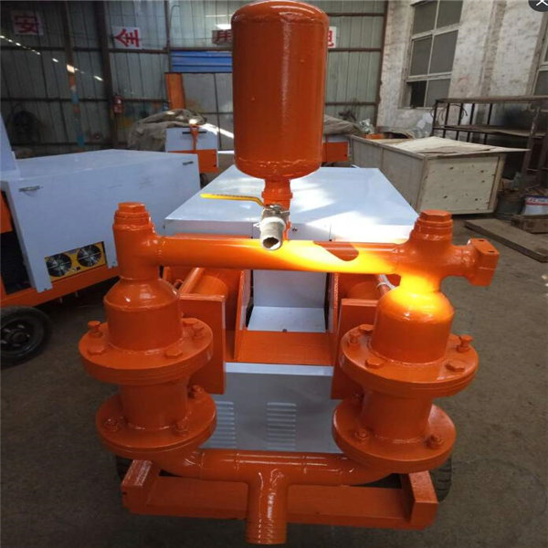 新闻:辽宁铁法 混凝土喷射泵注浆机 砂浆泵耐磨液压砂浆泵 型号价格