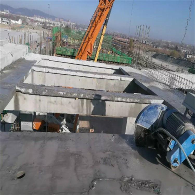 金坛混凝土切割技术娴熟,施工速度快