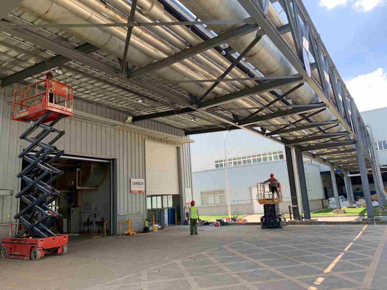 湖北省钢结构加固 隔层钢结构价格优惠