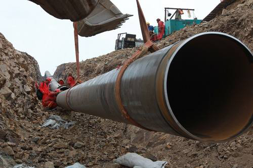 环江大口径螺旋钢管国标质量