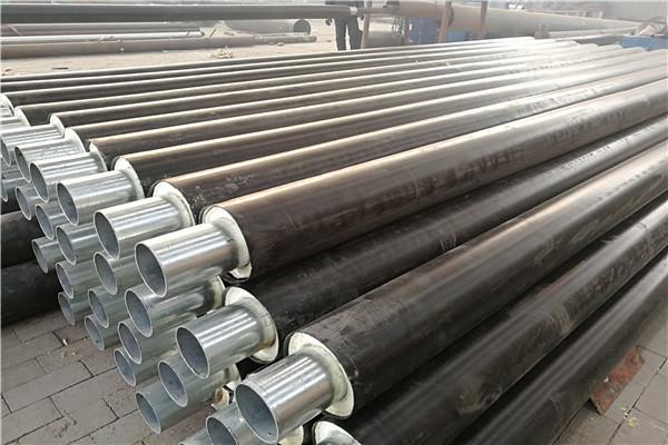 国标保温钢管批发厂家七台河市勃利县