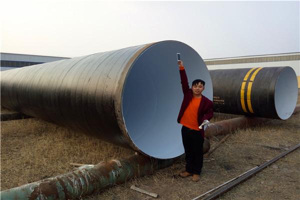 滨州环氧煤沥青防腐钢管生产工艺