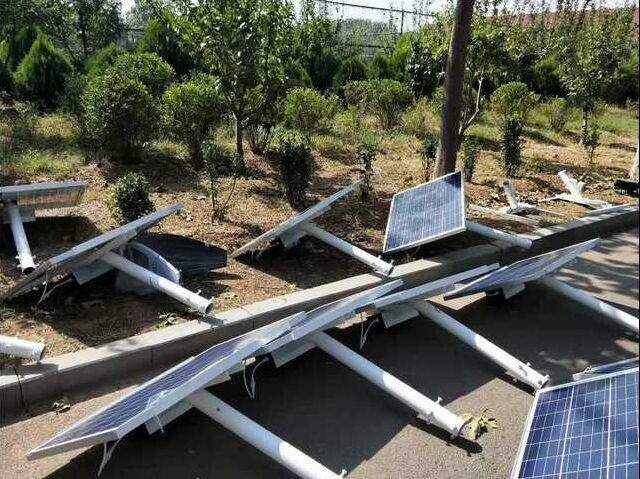张家口农村太阳能路灯5米30w买哪种好