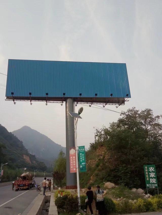 铁岭开原单立柱制作厂家