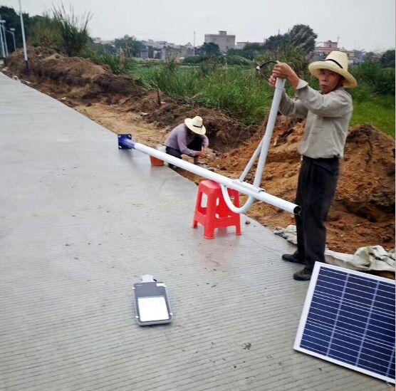 永清县太阳能路灯厂廊坊厂家技术成熟