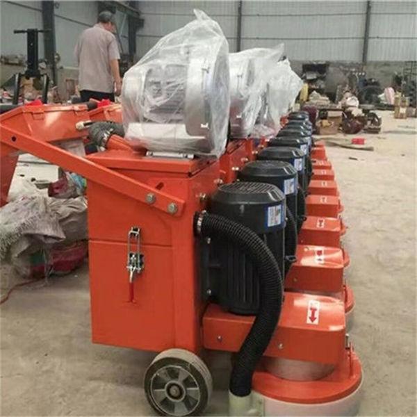 日喀则 地坪漆水磨石机 250三相电动水磨石机