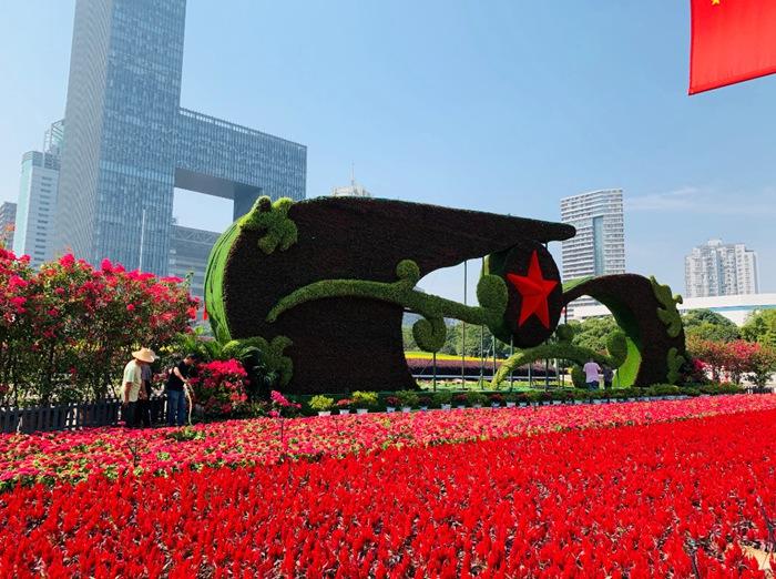 西陵城市绿雕景观价格