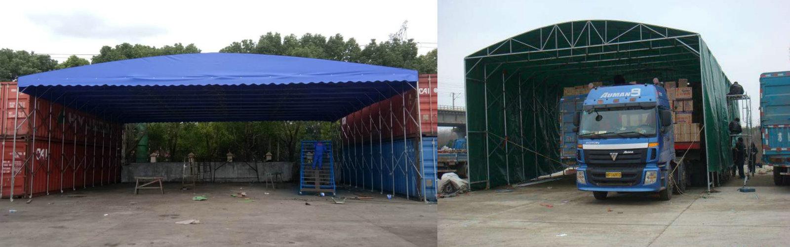上海长宁防雨棚加工,定做,厂家直销