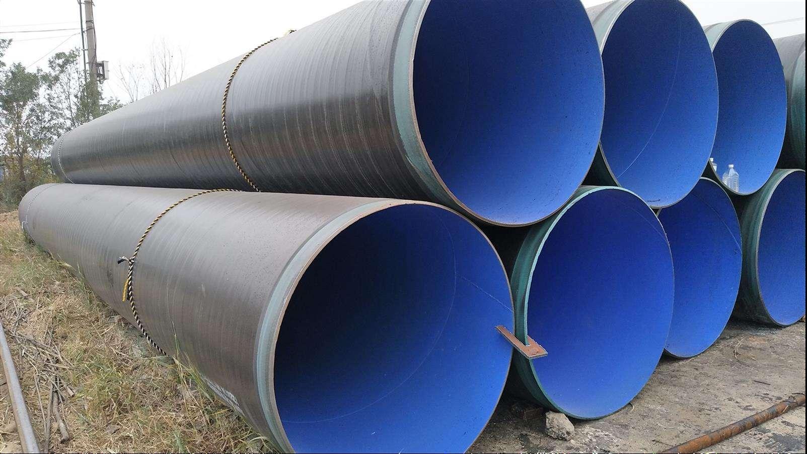 3pe防腐钢管生产企业+赤峰