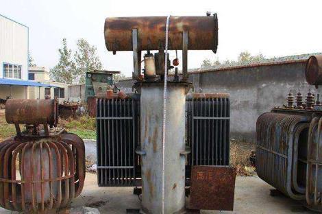 河源市回收箱式变压器电话