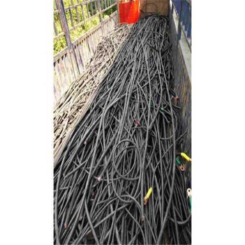 甘南舟曲废旧电缆线回收行情400电缆回收
