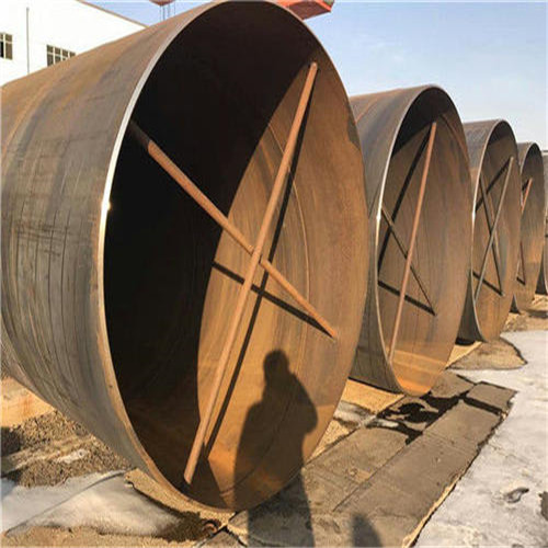 DN3500焊接螺旋钢管一吨价格多少钱