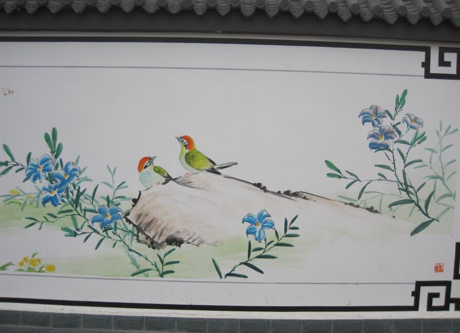 湖州儿童游乐场手绘墙(的公司)