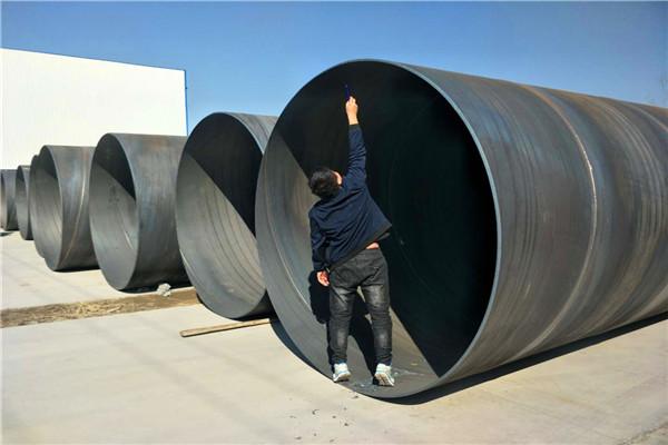 湛江石油螺旋钢管图