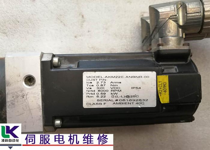 安川YASKAWA电机维修中心 广数电机上电就抖动维修办法