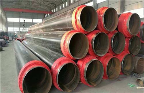 河源市和县直埋供热保温钢管厂家