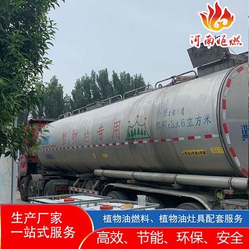 新植物油当燃料配方技术