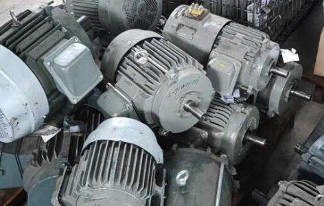 广宁县新电机回收价格