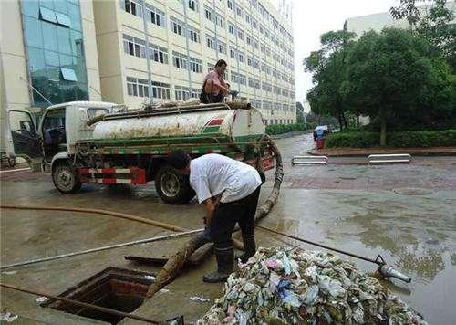泗門鎮生化池清理清淤價格合理