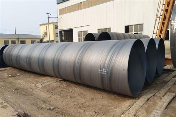 广东325螺旋式钢管厂家今日报价