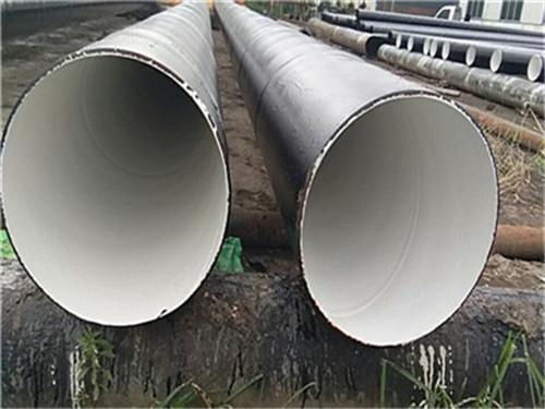 烟台市石油管道用三层PE涂敷钢管性能介绍