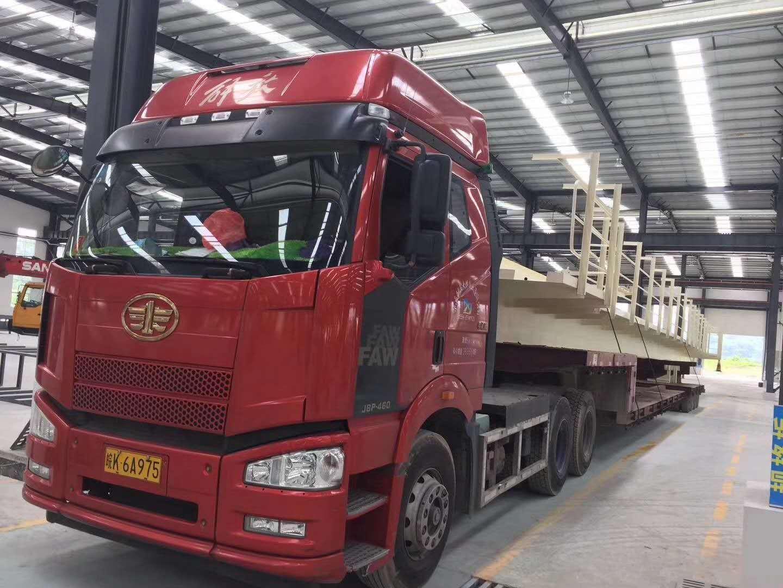 惠州龙门到贵州毕节18米集装箱回头车拉货