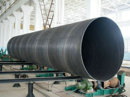 宣城宣州直径700*11双面埋弧螺旋焊管管道价格