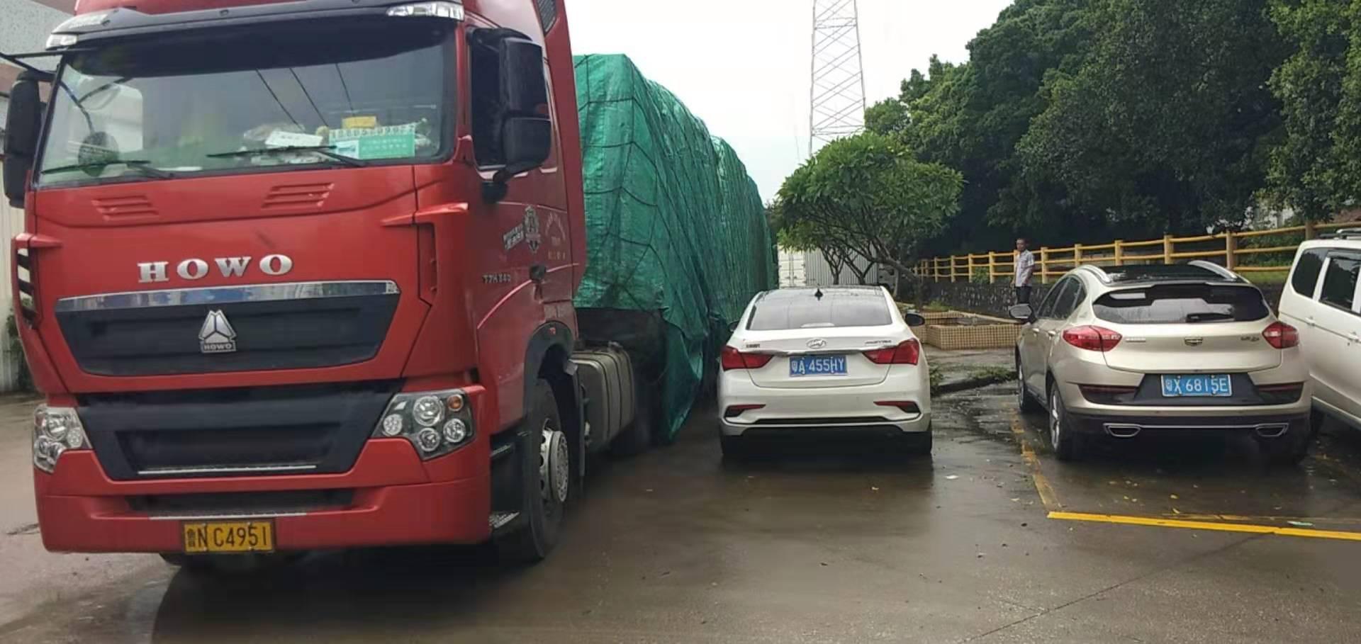 广州花都到河北衡水6米8高栏车回头车拉货
