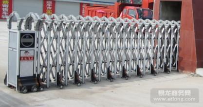 北京市门头沟区伸缩门安装专业安装伸缩门品种齐全,质量保证