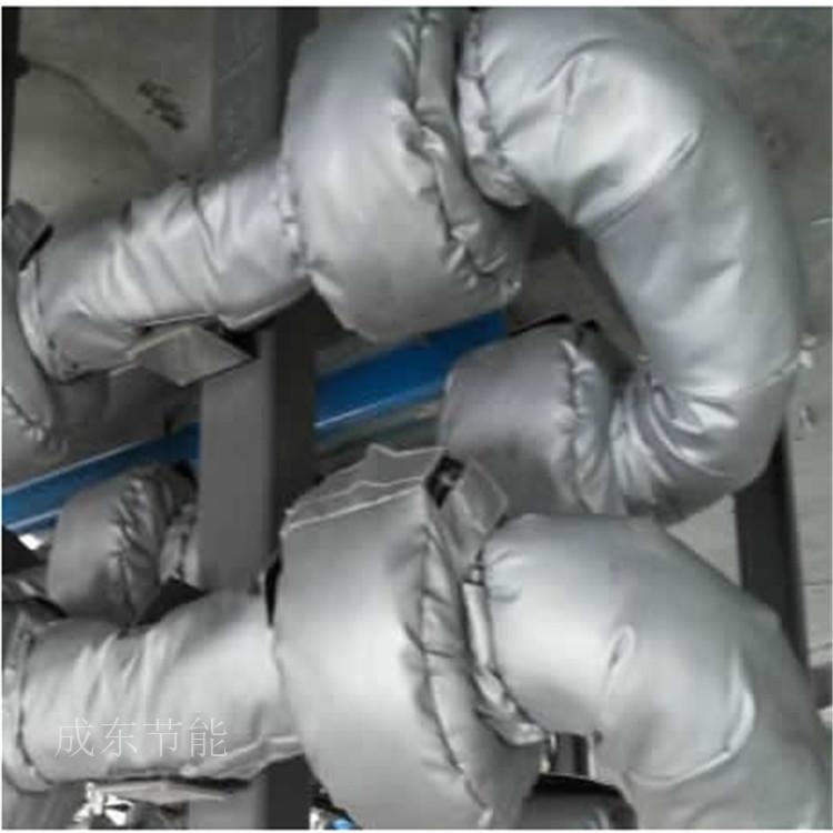 肇庆:可拆卸饲料厂设备隔热罩----新品_@成东节能