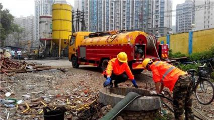 浙江省湖州市下水道清理一级资质施工单位