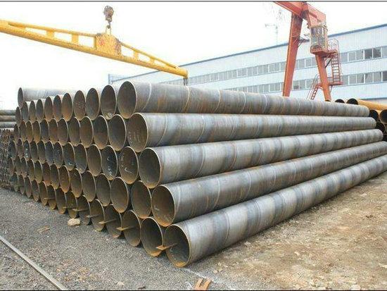 鸡西密山饮用水管网用1420mm螺旋钢管价格查询