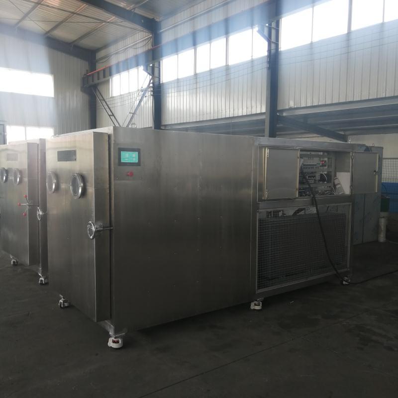 淮安宠物食品真空干燥机厂家直销专访