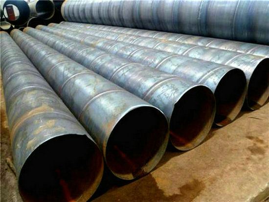 郏县直径1000*7大口径国标螺旋钢管生产厂家