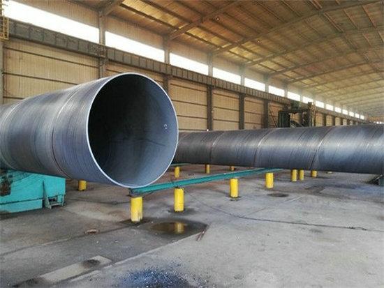 广州白云直径450*6螺旋焊管生产厂家