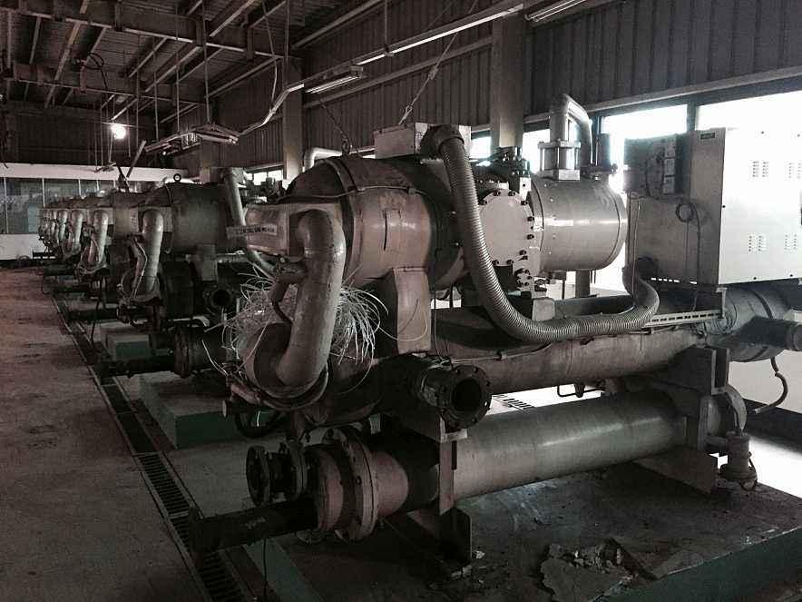 广州南沙拆除中央空调回收公司欢迎您
